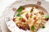 Pierogi ruskie are among the most popular types of Polish dumplings. Ruskie Pier…