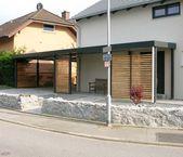 Carport hecho a medida para Siebau Carport de acero Más   – Haus