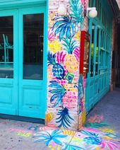 When you give our Print Designers sidewalk chalk…AMAZING things happen. Click …   – home