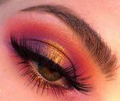 Verwendete Swipe-Produkte: @nulash_cosmetics Wednesday Lashes Wir haben sie für die   – Festival make up