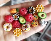 Miniature food – #fabriquer #food #Miniature