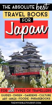 Absolute Best Japan Travel Books Guide For All Types of Travellers