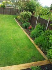 Faszinierende Gartenumrandungsideen Aus Holz Die Sie Sich Unbedingt Ansehen Mussen 00058 In 2020 Backyard Landscaping Diy Backyard Landscaping Vegetable Garden Design