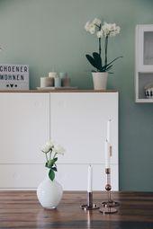 Mintgrune Wand Architekten 39 Finest Schoner Wohnen Mrs Brightside X Pinterest Schoner Wohnen Wandfarbe Schoner Wohnen Inneneinrichtung