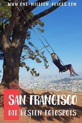 Die besten Fotospots in San Francisco