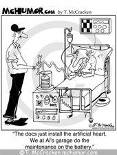 Medical Cartoons Medical Cartoon 7481 A Mechanic Saying To Man In Hospital Bed Rigged Medical Humor Healthcare Humor Nursing Information