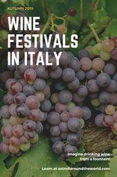 Autumn 2019: greatest Italian meals festivals   A Stroll across the World