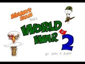 Animation teaches you all that occurred in World Warfare II in 7 minutes