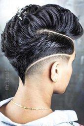 Diese Frisuren sind für Frauen mit viel Selbstbewusstsein! Hast du den Mut? – S
