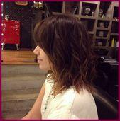 21 Cute Medium Length Bob Hairstyles: Shoulder Length Haircut Ideas ... | Great ... - #Bob #Cute #Great #Haircut #Hairstyles