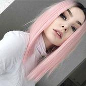 10 mittellange Frisuren für dickes Haar in super sexy Farben – Damen Style –  – #Kurzhaarfrisuren –  – #Kurzhaarfrisuren –  – #Kurzhaarfrisuren –  – …