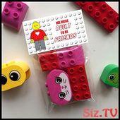 Lego druckbare Valentine / / Instant Download, #download #Instant #Lego #legoprintables #Prin …   – Lego