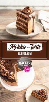 SALLYS MOKKA-TORTE / GLOBILÄUM