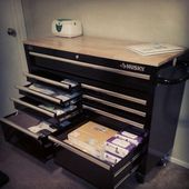 Little boy changing table and dresser! Goes great in our John Deere and Classic …