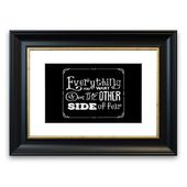 East Urban Home Framed Poster Everything You Want | Wayfair.de