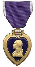 Purple Heart By Lawrence Joel Purple Heart Day Purple Heart Medal Purple Heart
