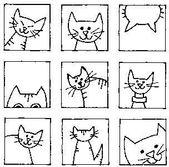 #Blocks #Cat #Designs #Lindsay #Mason #stamps