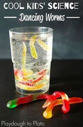 20 Kids' Science Experiments You Can Do At Home. Fun for a back to school pa... 2