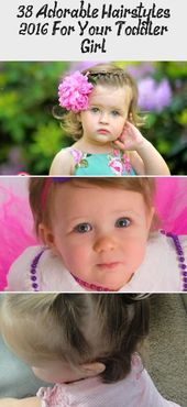 38 Adorable Hairstyles 2016 for Your Toddler – Health and Diet Fitness – 38 Adorable Hairstyles 2016 for Your Toddler Girl. great sam …