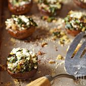 Stuffed Mushrooms: The Best Bite-Size Party Appetizer