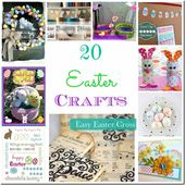 20 Enjoyable Easter Craft Concepts | The Taylor Home