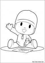 Dibujos De Pocoyó Para Colorear En Colorear Net Pocoyo Colorear Para Niños Dibujos Faciles Para Dibujar