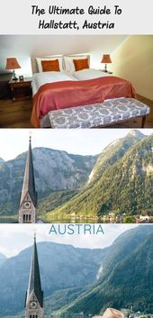 The Ultimate Guide to Hallstatt Austria | View of the town and lake | The Republ…