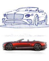 """YEUJIINIOI© on Instagram: """"Bentley Motors #design101trends"""""""