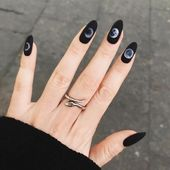 MYSTERIOUS BLACK MANICURE IS MORE DIFFERENT THAN OTHERS – Page 21 of 51 – yeslime