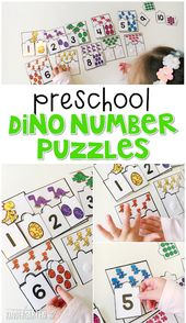 Preschool: Dinosaurs – Preschool Learning Ideas