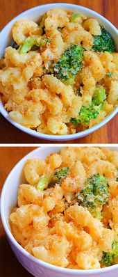 Healthy Mac and Cheese - Less Than 250 Calories! 1