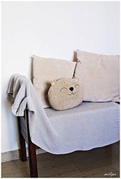 Cuscini Per Decorare Il Letto.Cuscino Gatto Cuscino Decorativo Cuscino Per Gatto Decorazione