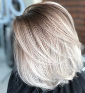 New Ash Blonde Short Hair Ideas