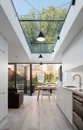 Indoor Skylights: 37 Beautiful Examples To Tempt You To Have One For Yourself