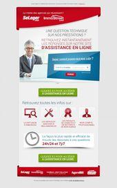 Exemple De Campagne Marketing Direct Fidelisation Emailing Assistance En Ligne Cv Thomas P Campagne Marketing Digital Marketing Strategy Marketing Direct