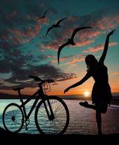 TRAUM | Leben & Lieben. BLEIBE. ein ruhiger Geist. | #natu … – #dream #kopfteil #love #Mind