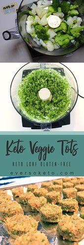 Keto Veggie Tous