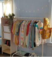 32 House Aesthetic Decor On A Finances – #Aestheticroom #Collegedormdecoration…