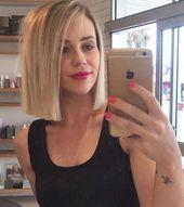 60 wunderschöne stumpfe Frisuren - die Frisur, die bei jedem funktioniert