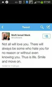 Mufti Menk – Quote