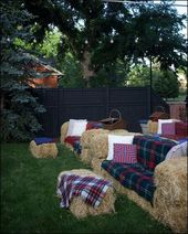 116+ Inspiring Decorating Ideas for Summer Outdoor Parties – Page 15   Home Inc – #deco …