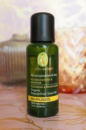 Gesichtspflege für trockene und unreine Haut: Passionsfruchtsaft von Primavera …