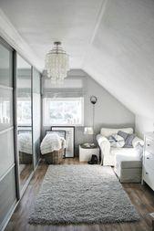 Dachgeschoss einrichten – Ein optimales und charmantes Innendesign schaffen