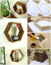 18 cheap and easy dollar store crafts that you can…