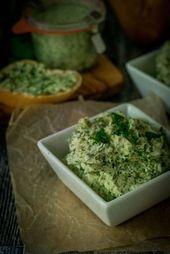 La mejor mantequilla de hierbas del mundo.   – Grillen