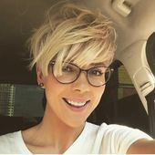 10 stylish pixie haircuts, undercut hairstyles – women short hair for summer