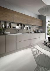 25 Zeitlose Grau Küche Dekor Ideen