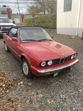 1989 Bmw 325i I 1989 Bmw 325i Convertible Red Rwd Manual I Bmw Used Bmw Convertible