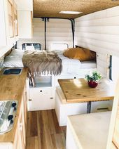 Ford Transit L3H3 – Zuhause auf Rädern! #campervan #i …