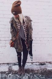 25 Winter Outfits with a hat that do more than keep you warm